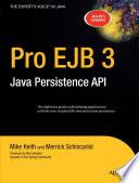 Pro EJB 3