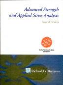 Adv Strength Applied Stress