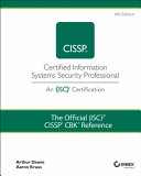 The Official Isc 2 Cissp Cbk Reference
