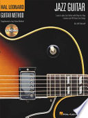 Hal Leonard Guitar Method   Jazz Guitar  with Audio