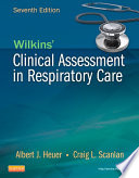 Wilkins Clinical Assessment In Respiratory Care book