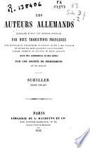 Les auteurs allemands