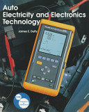 Auto Electricity and Electronics Technology