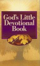 God s Little Devotional Book Book PDF