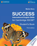 Success International English Skills for Cambridge IGCSE   Student s Book