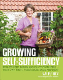 Growing Self Sufficiency