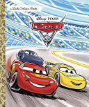 Cars 3 Little Golden Book  Disney Pixar Cars 3