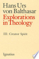 Explorations in Theology  Vol  3
