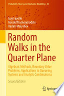 Random Walks in the Quarter Plane