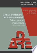 DARE's Dictionary of Environmental Sciences and Engineering