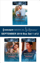 Harlequin Medical Romance September 2019 Box Set 1 Of 2