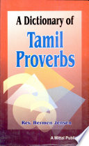 A Dictionary of Tamil Proverbs