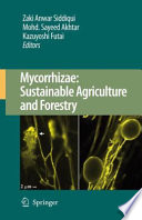 Mycorrhizae  Sustainable Agriculture and Forestry