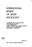 International Review of Sport Sociology