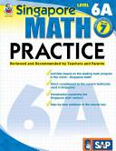 Singapore Math Practice  Level 6A Grade 7