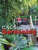 Exotic Gardening Book PDF