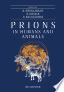 Prions in Humans and Animals