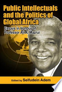 Public Intellectuals and the Politics of Global Africa