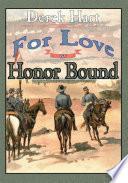 For Love or Honor Bound Sophia Bario Diplomatic Representative Of