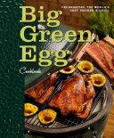 Big Green Egg Cookbook Book