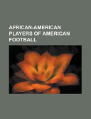 African American Players of American Football
