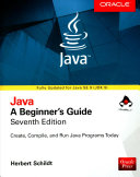 Java A Beginner S Guide Seventh Edition