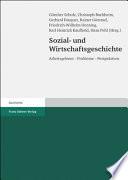 Sozial- und Wirtschaftsgeschichte