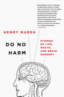 Do No Harm : first book prize and the costa book...