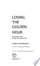 Losing the Golden Hour Book PDF