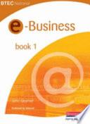 BTEC National E Business