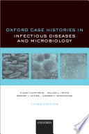 Oxford Case Histories in Infectious Diseases and Microbiology Book Cover