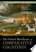 The Oxford Handbook of Comparative Cognition