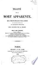 Traité de la mort apparente