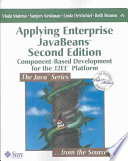 Applying Enterprise JavaBeans