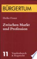 Zwischen Markt und Profession