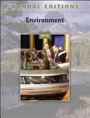Annual Editions: Environment 09/10
