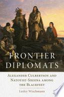 Frontier Diplomats