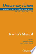 Discovering Fiction  An Introduction Teacher s Manual