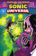 Sonic Universe #12 : are powerless to stop it, having been captured...
