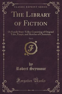 The Library Of Fiction Vol 1