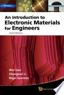 An Introduction to Electronic Materials for Engineers
