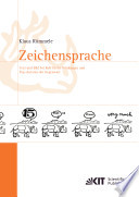 Zeichensprache : Text und Bild bei Rolf Dieter Brinkmann und Pop-Autoren der Gegenwart