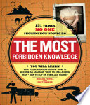 The Most Forbidden Knowledge book