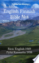 English Finnish Bible No8