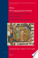Wace  The Hagiographical Works