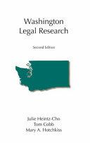 Washington Legal Research