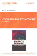 Energy Medicine Pageburst E Book On Vitalsource