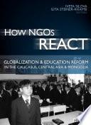 How NGOs React