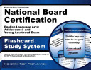 Nbpts English Language Arts  Adolescence and Young Adulthood Flashcard Study System