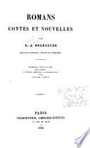 Romans Contes Et Nouvelles